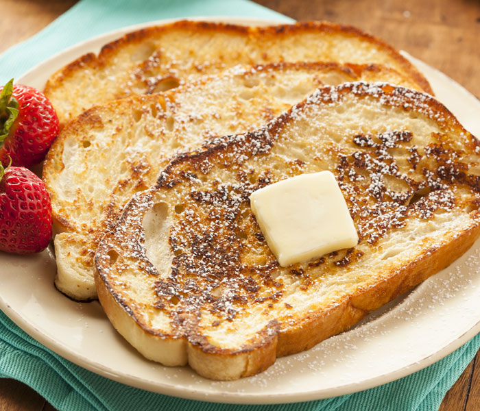 Quick and Easy Camp Coffee French Toast