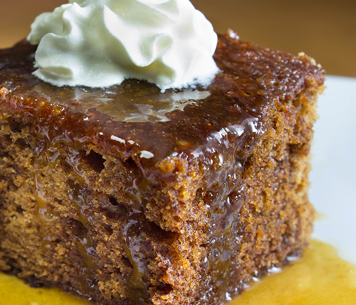 Sticky Coffee Puddings