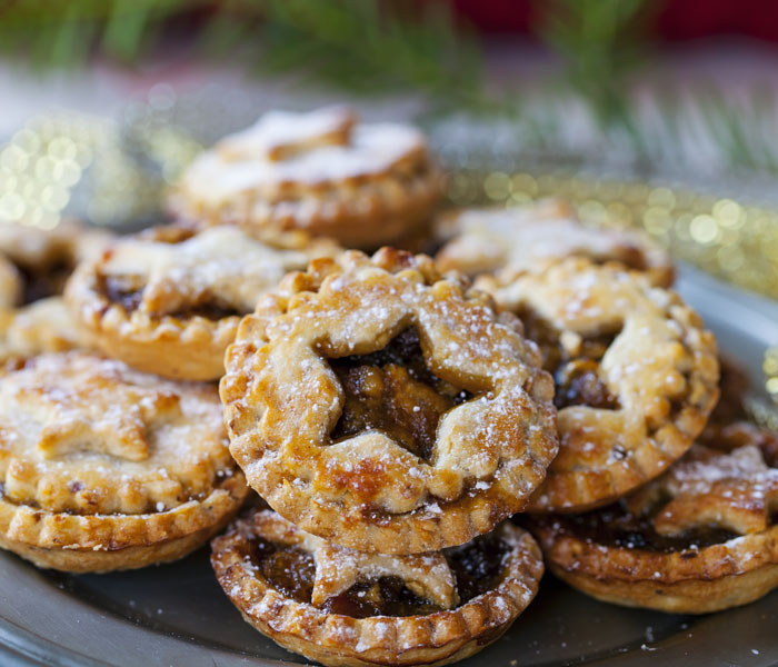 Camp Coffee Mince Pies