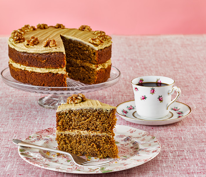 Dairy-Free Coffee Cake